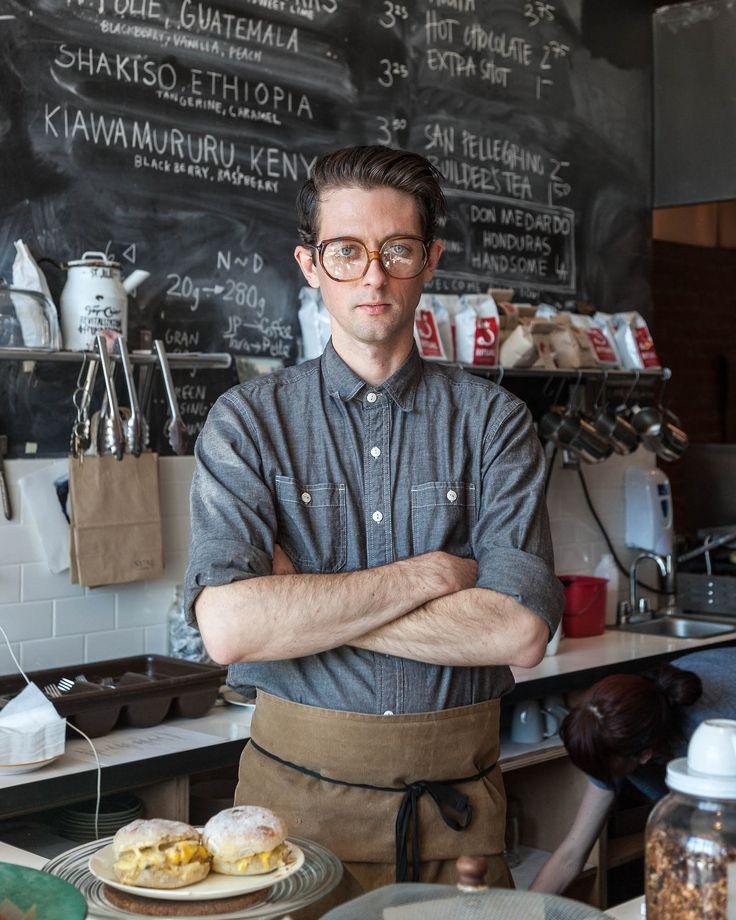 Astro Coffee, Corktown, Detroit; photo: Peter Baker