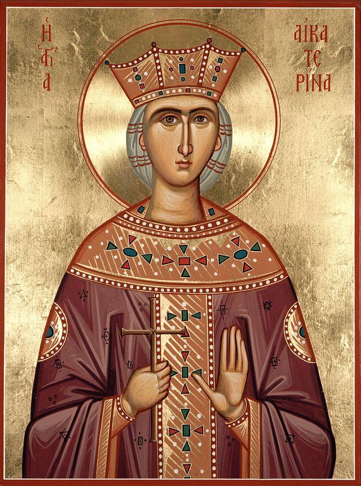 St. Katherine (Catherine)