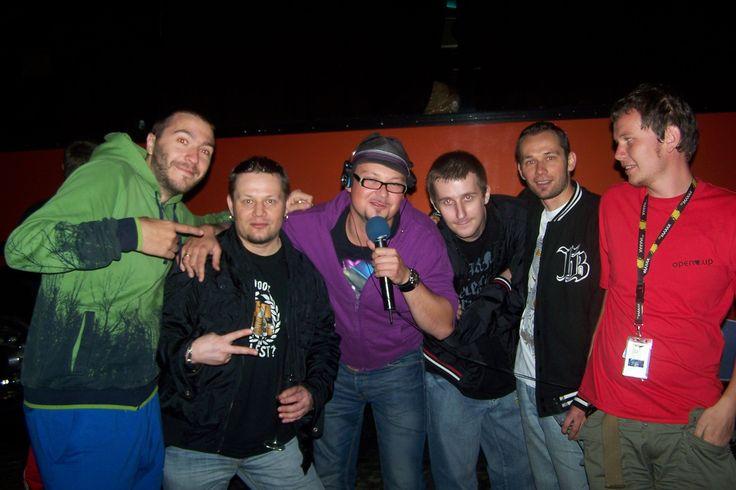 RMF Slaby Program- Robert M, Dirty Rush, Karramba Partybus www.partybus.pl/wieczory-kawalerski