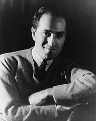 "George Gershwin.  When he was 25 years old, his jazz- influenced ""Rhapsody in Blue"" premiered in New York.  His best known works also include ""An American in Paris"", ""Cuban Overture"" and ""Lullaby for Strings"", as well as the opera ""Porgy and Bess"", which included ""Summertime"".  Unfortunately, at the young age of 38, he died of a brain tumor.  Who knows what other beautiful music he would have created…."