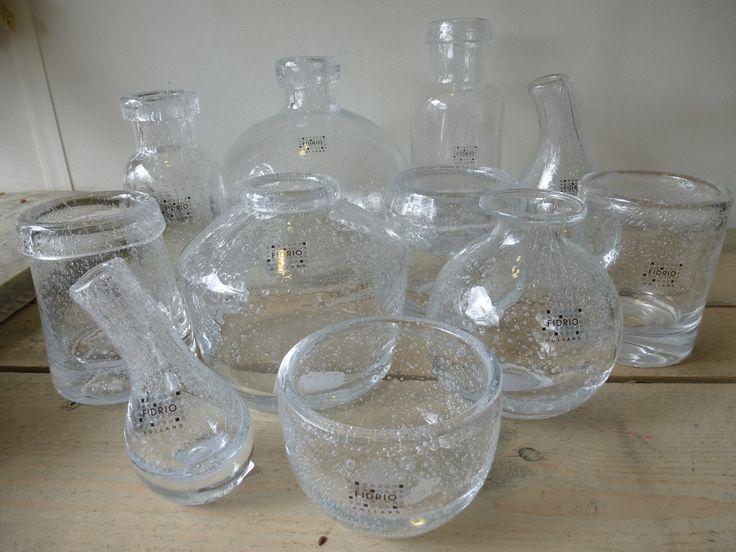 prachtige transparant glaswerk van FIDRIO