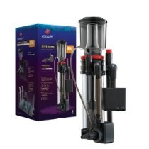 Coralife New Style Super Skimmer Protein Skimmer for tanks up to 65 gallons: The NEW VERSION Coralife Super Skimmer 65 is a hang-on tank mount or sump hook-up protein skimmer for tanks up to 65 gallons.