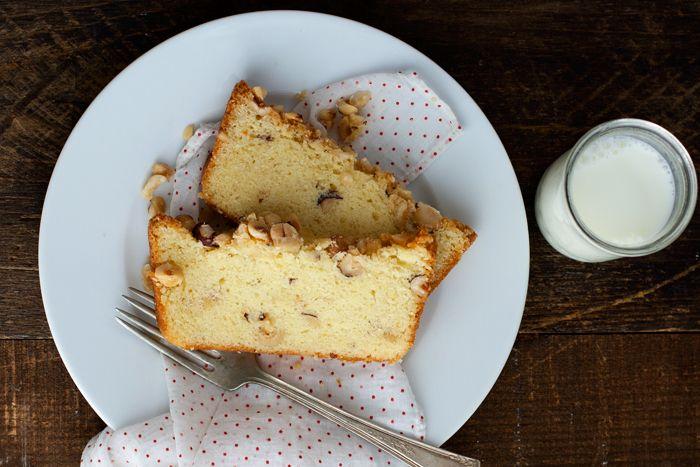 Hazelnut Pound CakeHazelnut Poundcake, Pound Cake