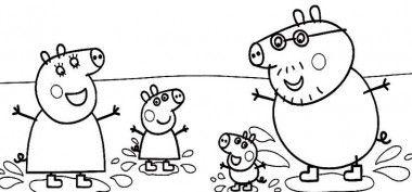 Dibujos De Peppa Pig En Español Gratis logo