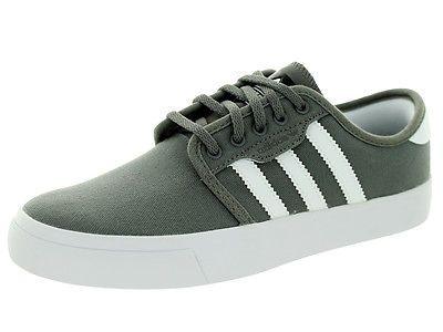 Adidas Kids Seeley J Skate Shoe