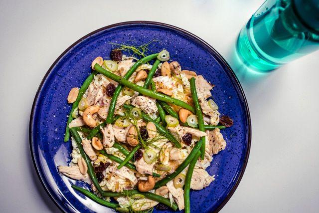 ensalada-de-col-china-pollo-y-judias-verdes