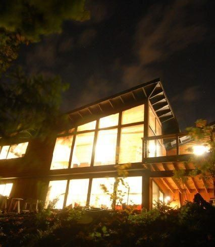 Wooden house 8