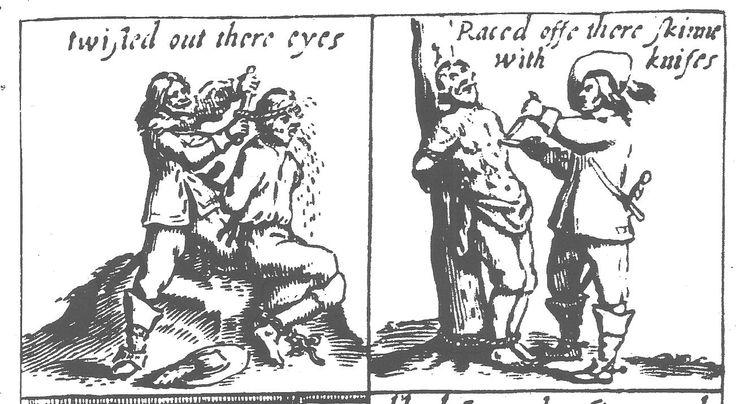 Folter im 30-jährigen Krieg