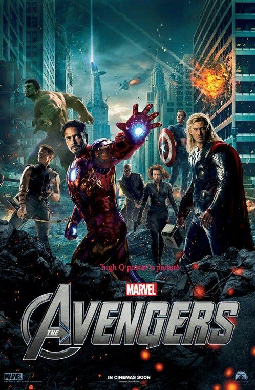 ★★★★★The Avengers (2012) Fantasy, The Avengers zijn een buitengewoon team van superhelden. Wanneer een onverwachte vijand opduikt die een bedreiging vormt voor de wereldwijde veiligheid heeft Nick Fury (Samuel L. Jackson), directeur van de internationale vredesmacht S.H.I.E.L.D., een team nodig om de wereld te redden van de ondergang. Dit team bestaat uit Iron Man , Incredible Hulk , Black Widow , Thor , Hawkeye en Captain America .