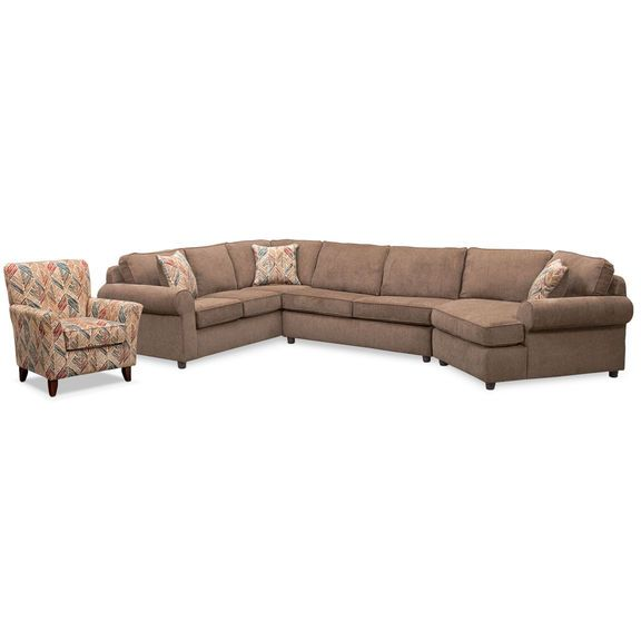 The Lakelyn Collection - Cocoa | Value City Furniture