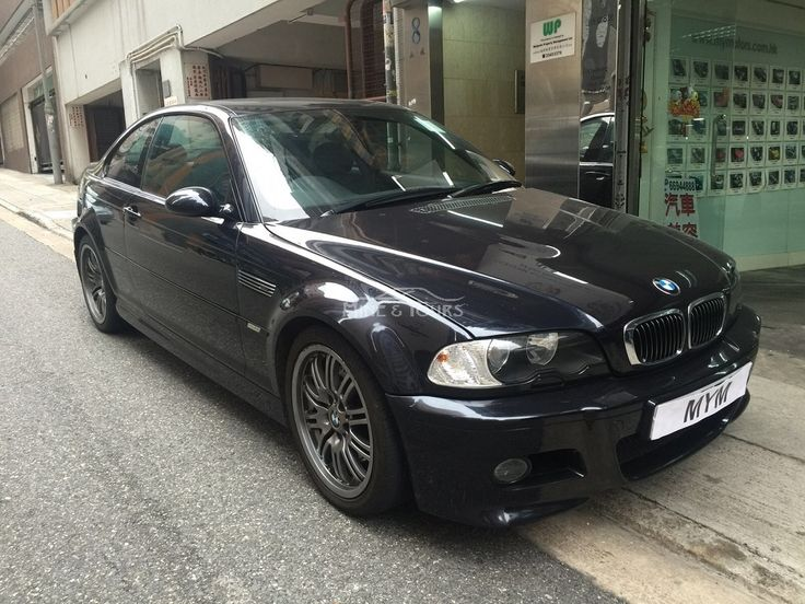 2005 #BMW #M3 #Coupe (Code 1885)  2 owners. 3246cc. #Automatic Visit our website. www.mymotors.com.hk/vehicle_view.php?id=1972 Like our fanpage. Thanks. www.facebook.com/MYmotors #cars #MYM #MYMCars #HongKong