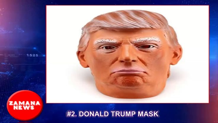 TOP 10 BEST US PRESIDENT MASKS & POLITICAL COSTUMES