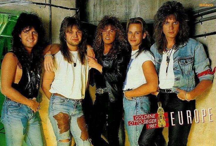 Goldene Otto-Sieger 1987: Europe