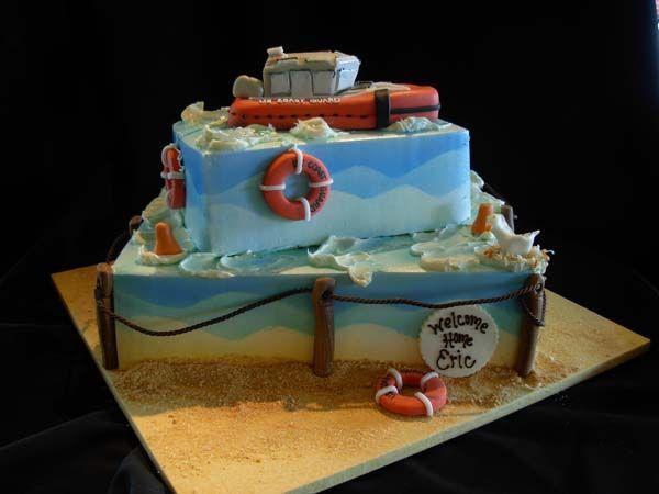 Air Force Uniform Cake