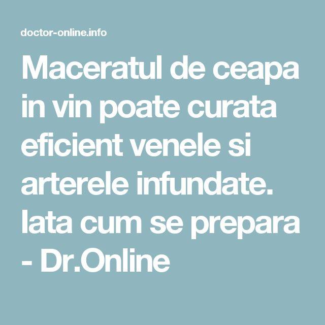 Maceratul de ceapa in vin poate curata eficient venele si arterele infundate. Iata cum se prepara - Dr.Online