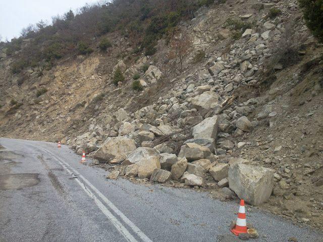ΝΕΑ ΑΠΟ ΤΑ ΓΙΑΝΝΕΝΑ ΚΑΙ ΤΗΝ ΗΠΕΙΡΟ: ΗΠΕΙΡΟΣ:Κατολισθήσεις και καταπτώσεις βράχων,από τ...