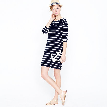 j.crew anchor dress: Anchors, Fashion, Crew Maritime, Style, J Crew, Anchor Dress, Dresses, Jcrew, Maritime Anchor