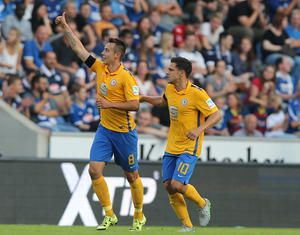 Eintracht auswärts souverän: 2:0-Sieg bei Arminia Bielefeld