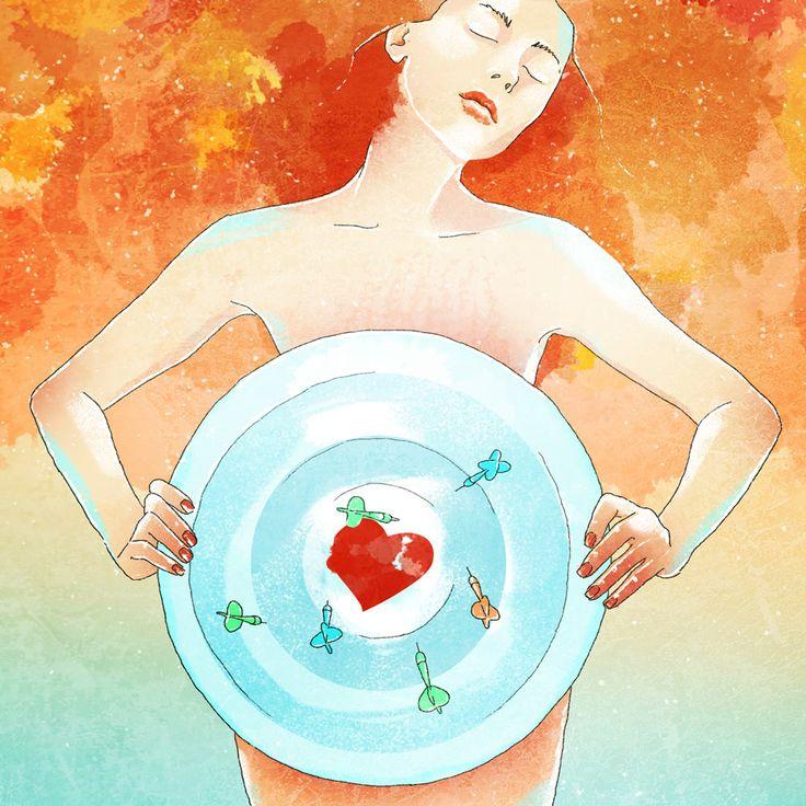 Женский вопрос: как преодолеть хроническое одиночество? -- Avita Flit for Re.Self