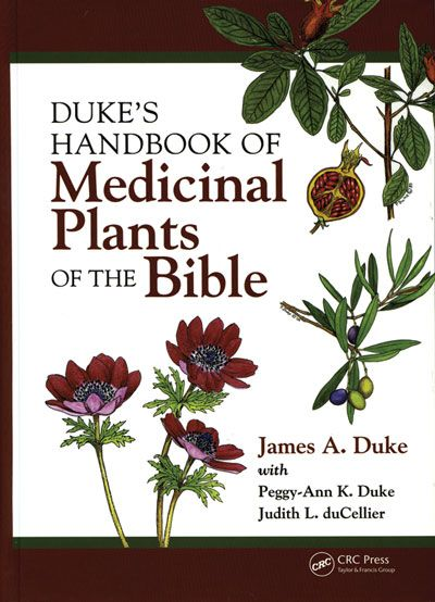 Several biblical plants and their uses.