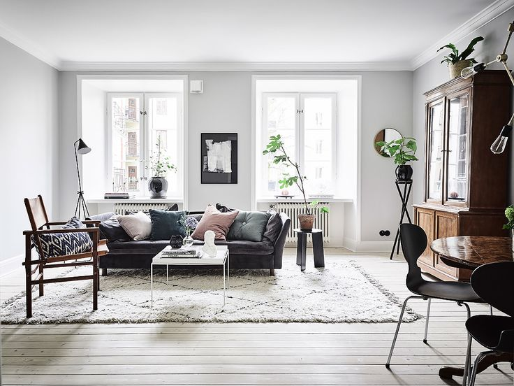 An inspiring Gothenburg pearl via Entrance real estate that inspired me a lot right now is this home! | Styling by Anna Schedin | Photo by Anders Bergstedt Follow Style and Create at Instagram |...