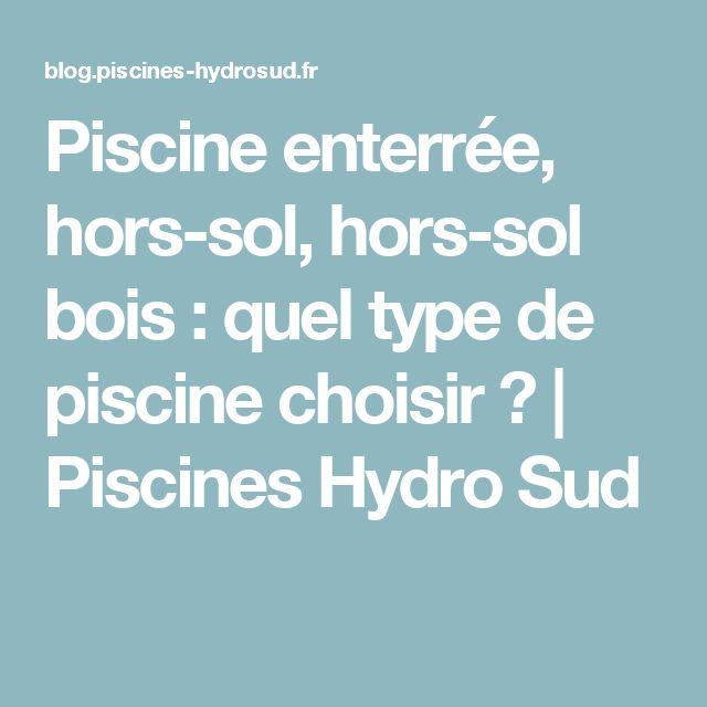 17 best images about aménagement paysager on pinterest   read more ... - Quel Type De Piscine Choisir