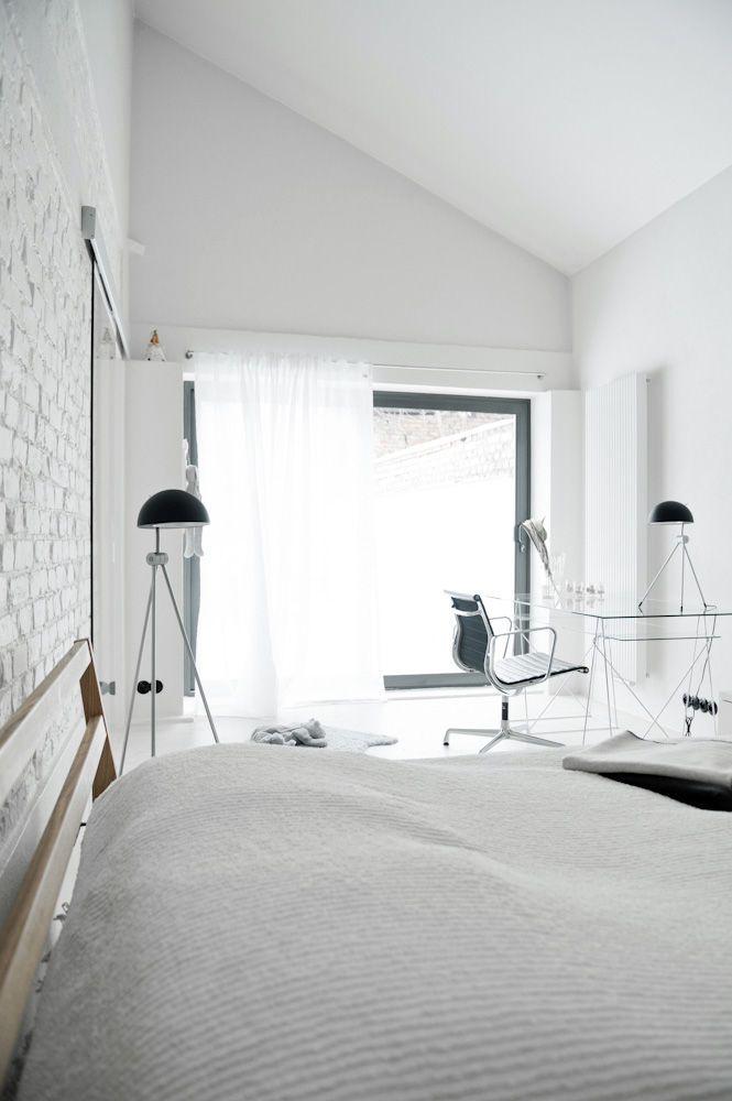 Adaptation Of A Forge By Loft Szczecin. #bedroom #minimalist