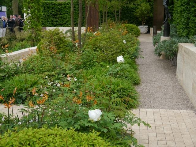 Ulf Nordfjell's 2013 garden for Chelsea Flower Show.