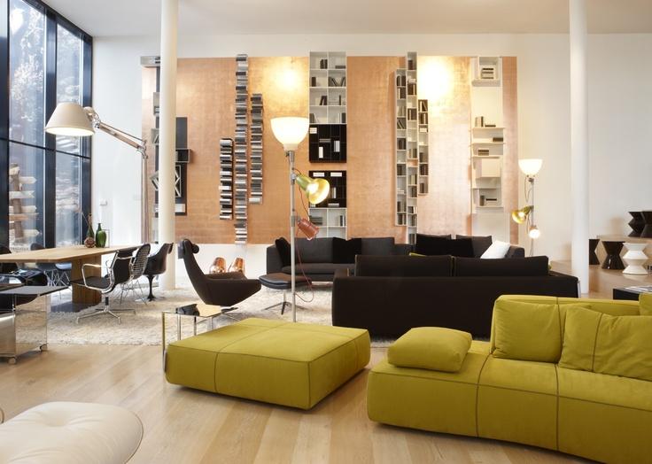 1000 bilder zu b b italia bei leptien 3 auf pinterest loft armlehnen und m bel. Black Bedroom Furniture Sets. Home Design Ideas
