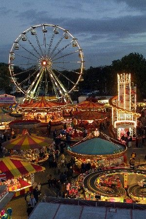 Hull Fair ~ Hull,England