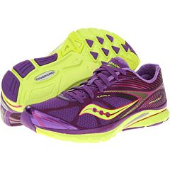Saucony Kinvara 4 W --> Favorite running shoes