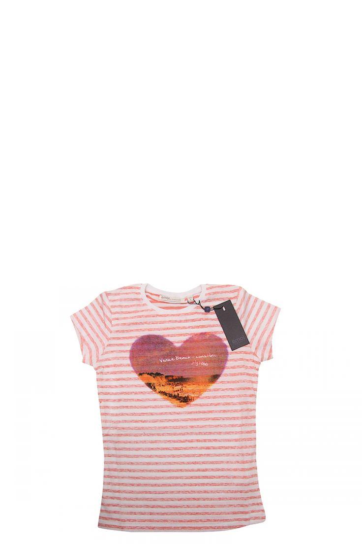 Awesome T-shirt model 30605 EMOI Check more at http://www.brandsforless.gr/shop/kids/t-shirt-model-30605-emoi/
