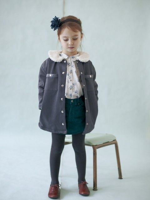 Louis Louise | MilK - Le magazine de mode enfant. Kids fashion