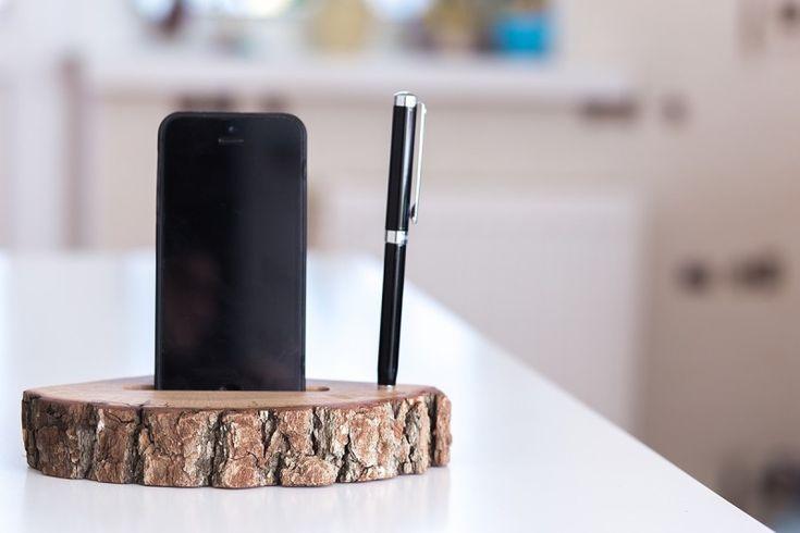 Подставки из дерева для iPhone iPod iPad / Магазин-витрина товаров ручной работы