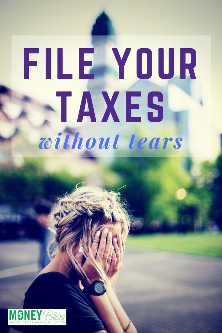 How To File Taxes In One Afternoon