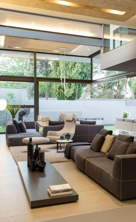 Architecture Beast Single Story Modern House Design Sar By Nico Van Der Meulen