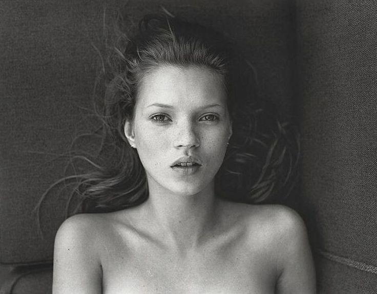 Kate Moss by Mario Sorrenti for Calvin Klein 1993