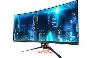 3440 x 1440 pixels - 5 ms (gris à gris) - Format large 21/9 - Dalle IPS incurvée - Ultra Low Blue Light + Flicker Free - DisplayPort - HDMI - Hub USB 3.0 - G-SYNC (garantie constructeur 3 ans) :: Ldlc mobile