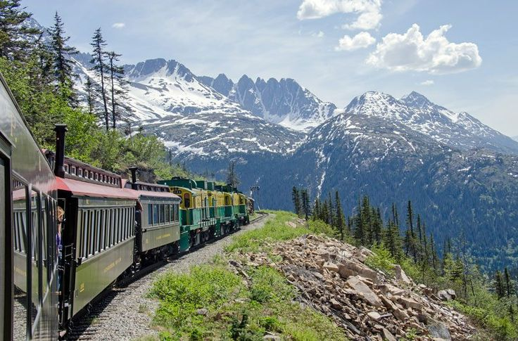 The landscapes of our great nation can be seen all by train. Plan your summer trips soon and start with the 10 most scenic train rides in America.