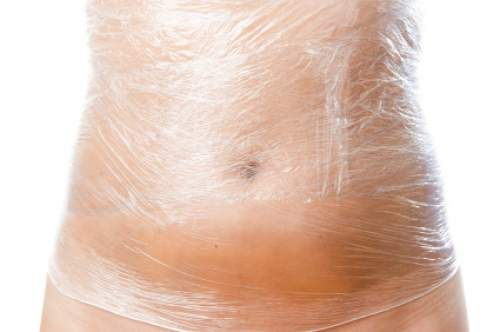 Do It Yourself Body Wrap to Lose WeightPositiveMed | Stay Healthy. Live Happy