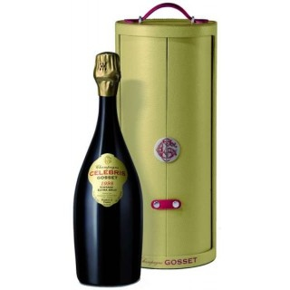 Gosset Champagne. My favorite champagne in the entire world. Hopefully we'll have tons of it in France for the wedding!