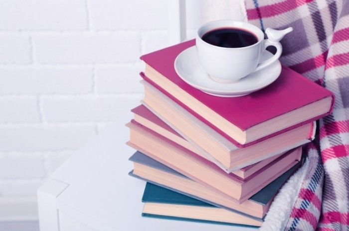 Кофе и книги   Coffee and books