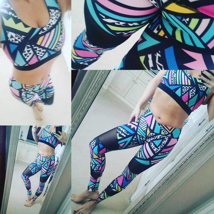 Our lovely customer wearing the Tribal World mesh set - www.tikiboo.co.uk