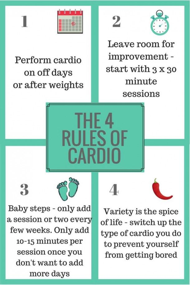 If You Want To Do Cardio To Help You Burn Fat And Lose Weight This