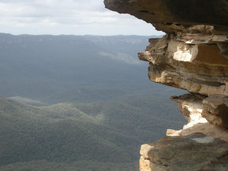 ACANTILADO BLUE MOUNTAIN 2 SYDNEY AUSTRALIA