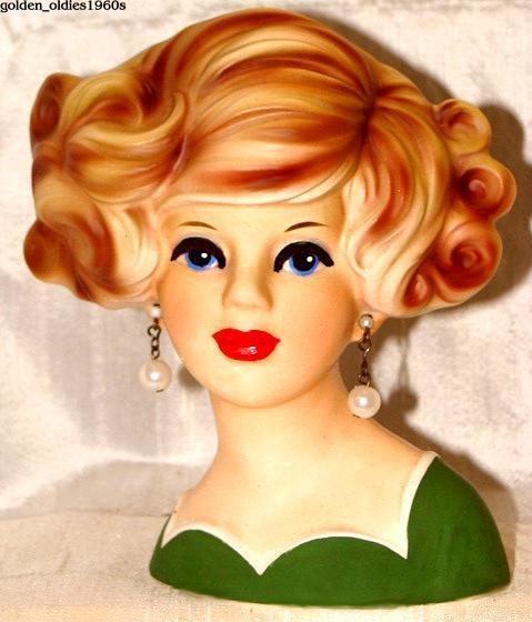 39 Best Vintage Ladies Ceramic Images On Pinterest China Dolls