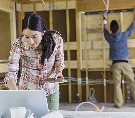 Rénover sa maison sans y perdre ni sa chemise, ni sa sérénité, ni son couple? Bien sûr que ça se peut! #alainstjean.com #equipealainstjean.com