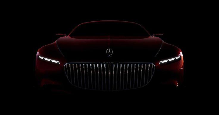 Teaser Mercedes-Maybach 2016