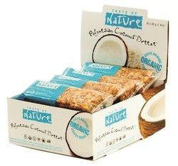 Taste of Nature Exotics Organic Food Bars - Polynesian Coconut Breeze $33.99 - from Well.ca