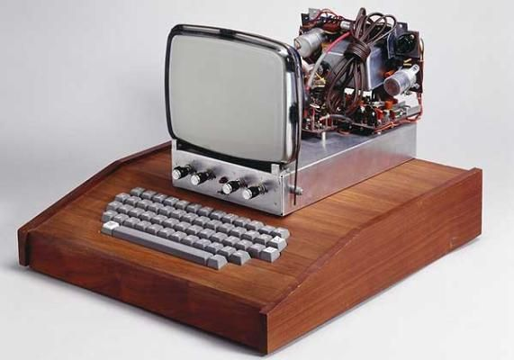 Apple Mac computer through the ages
